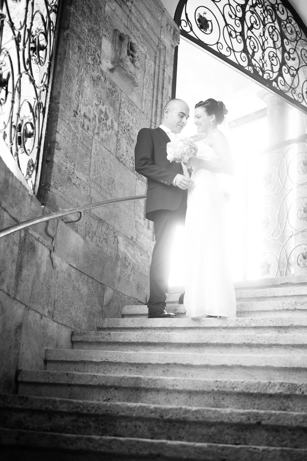 Hochzeitsreportage in Bad Nauheim