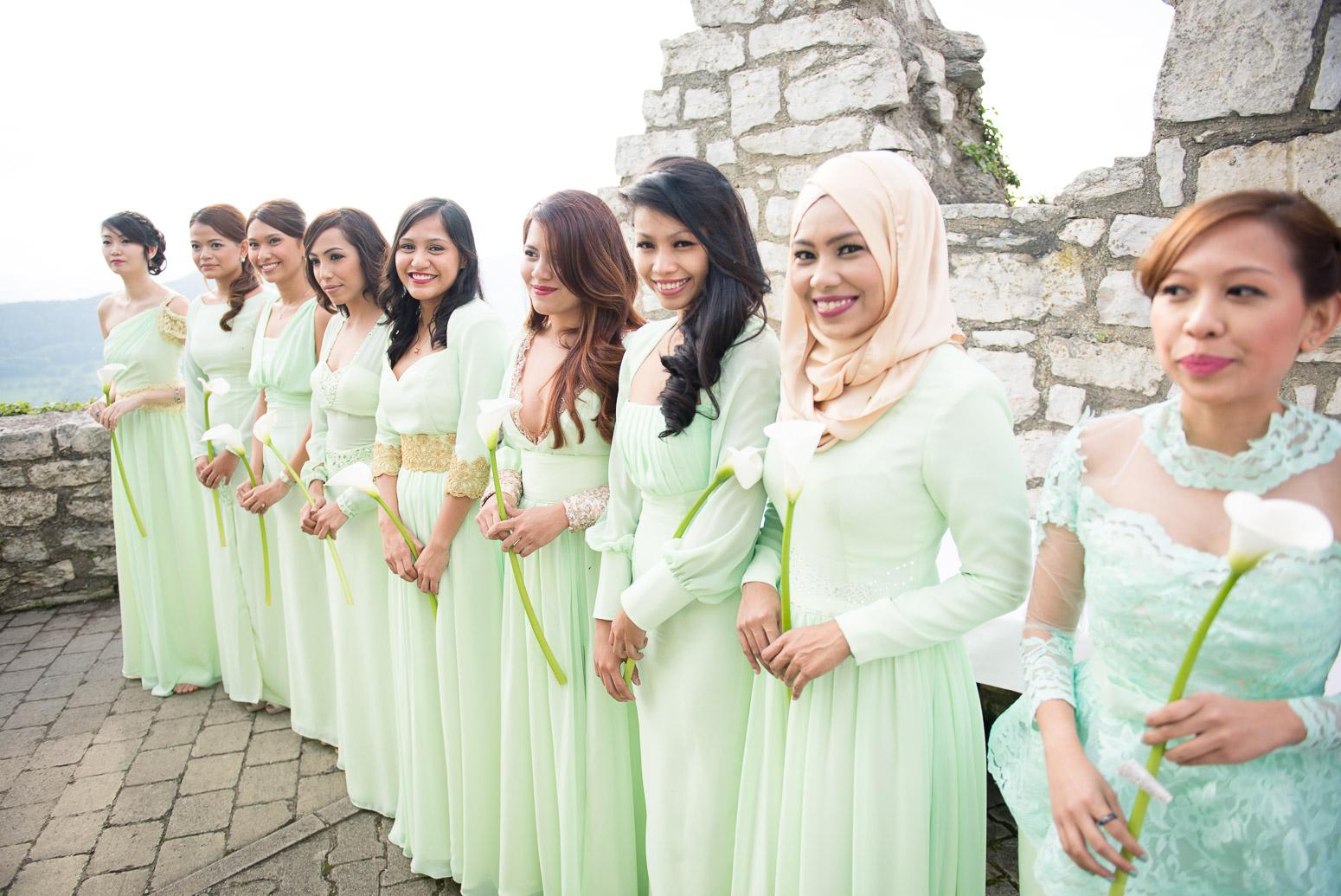 Hochzeitsfotograf auf Burg Hohen Neuffen