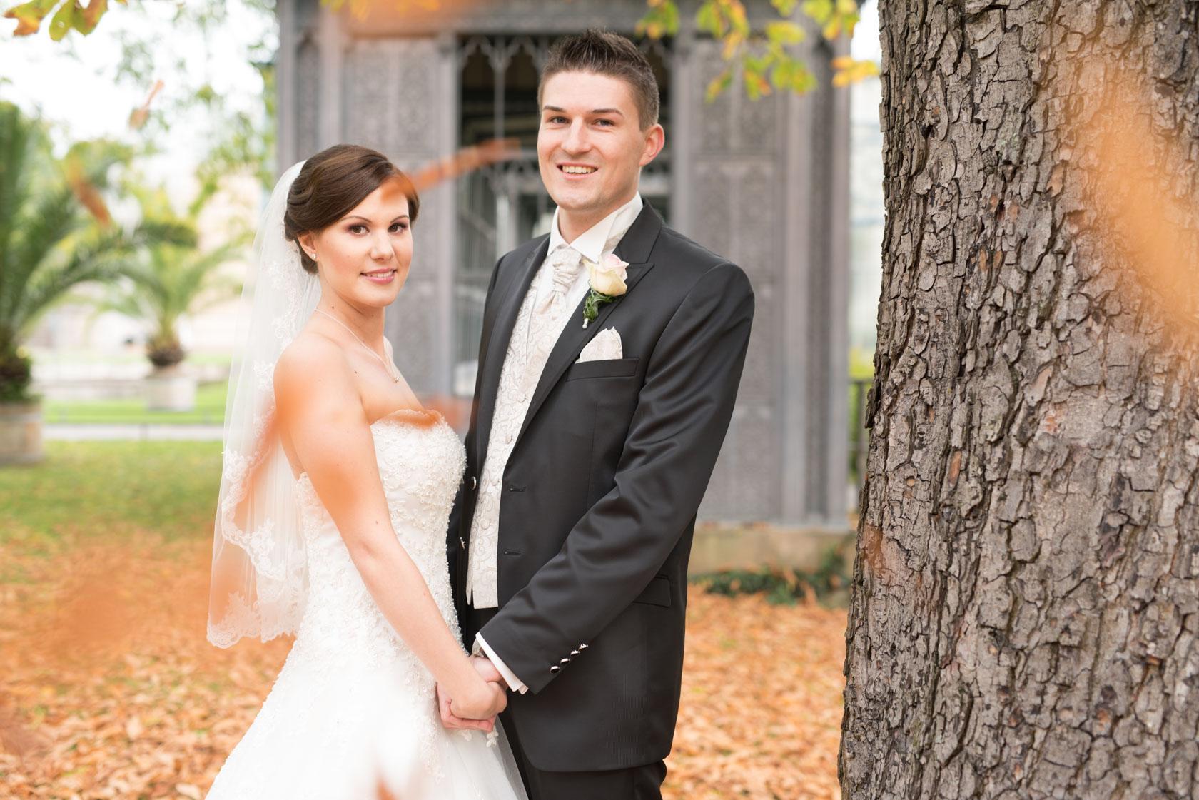 Hochzeitsfotograf in Winterbach mit Lena und Chris