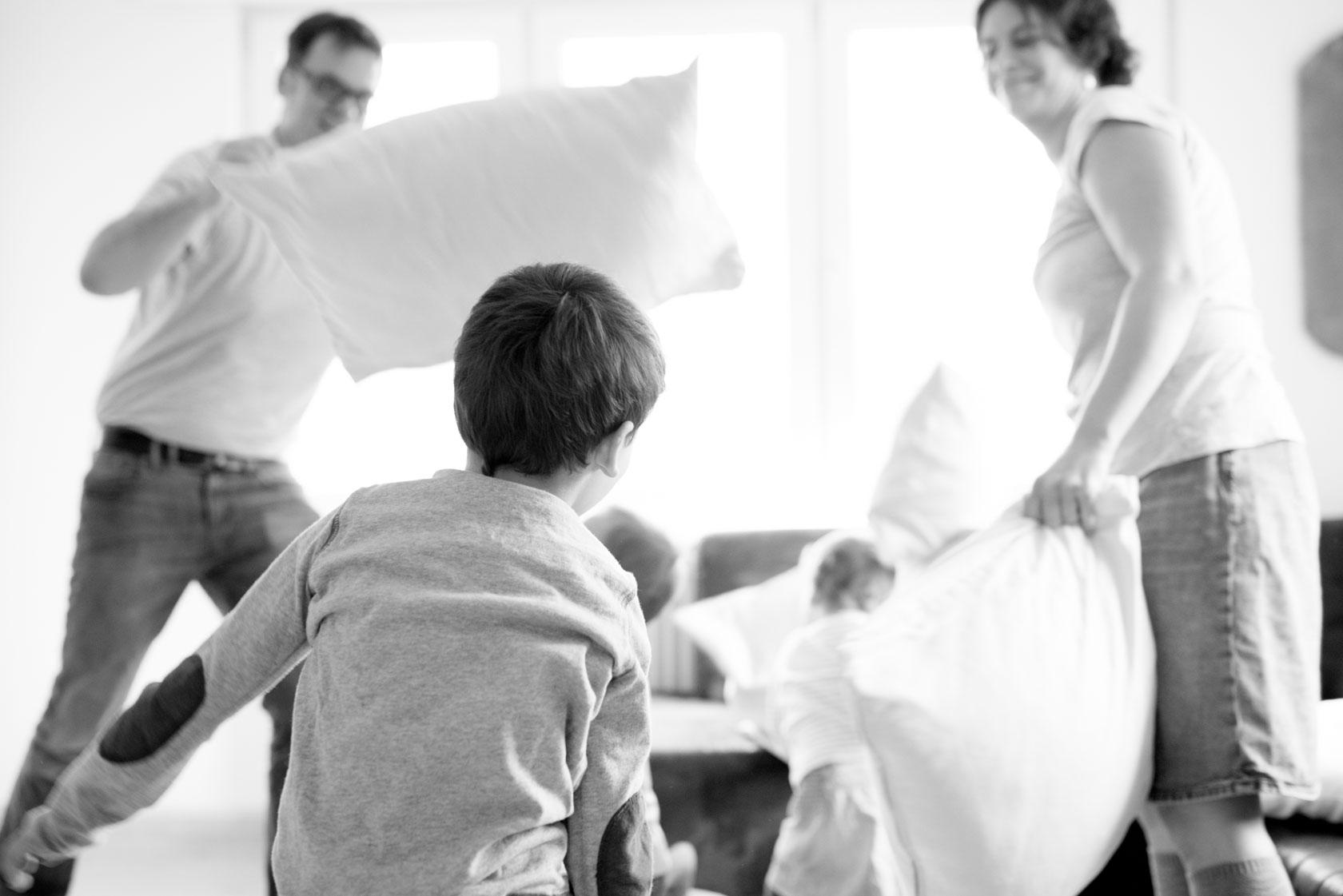 Familien Fotoshooting Stetten