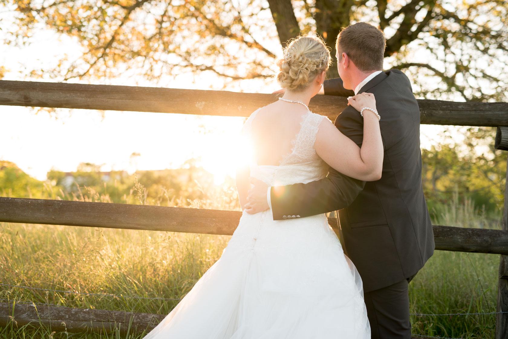 Hochzeit mit Tina und Florian in Fellbach