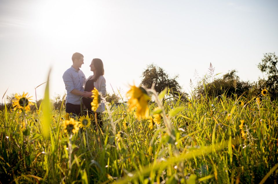 Engagement Shooting mit Ann Kathrin und Stefan in Winnenden