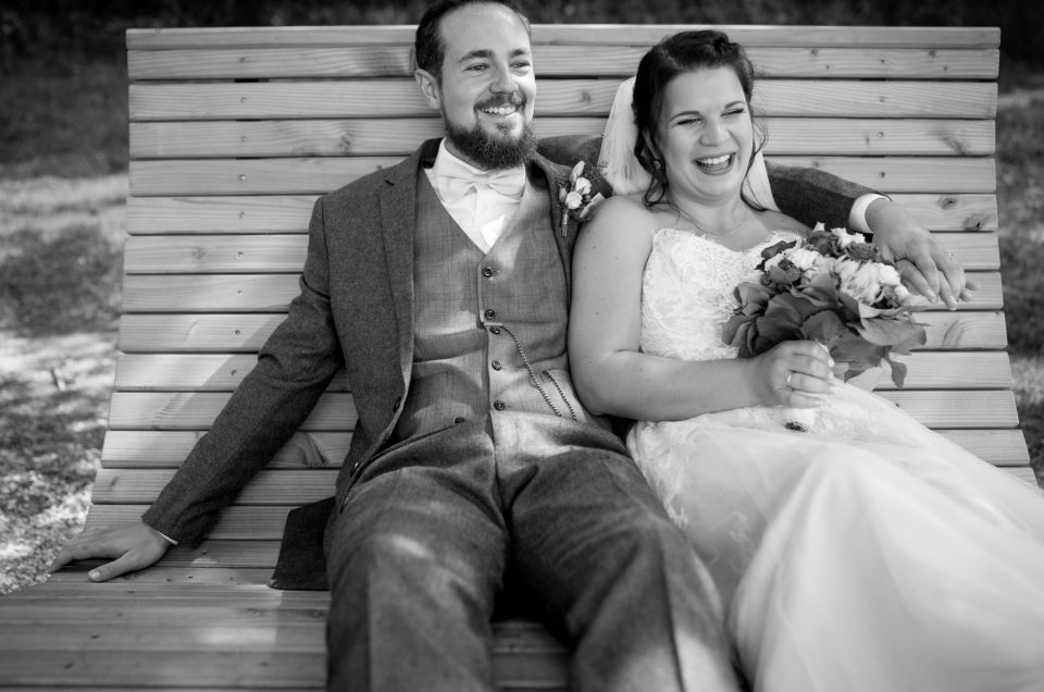 Teresas und Thomas Hochzeit in Pfullingen