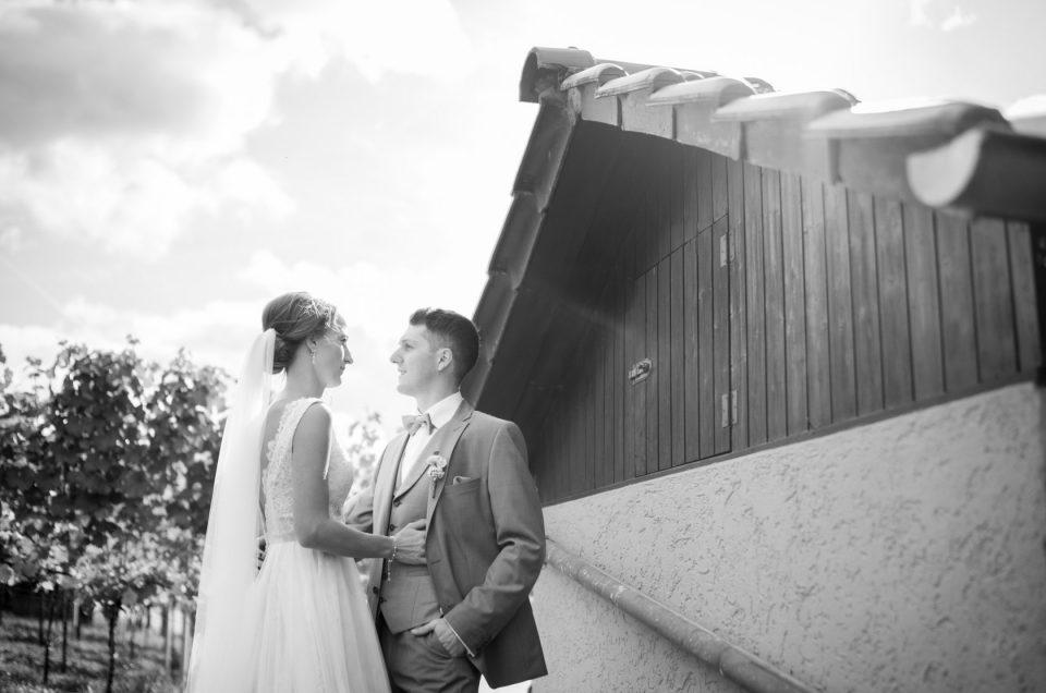 Hochzeitsreportage mit Ann-Kathrin und Stefan in Winnenden